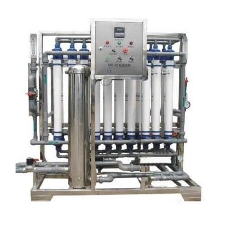 矿泉水厂5t生产设备